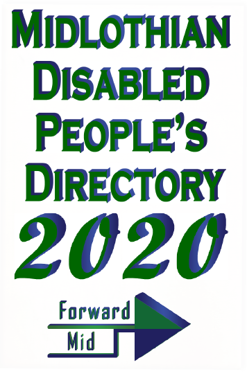 Front page of Directory 2020