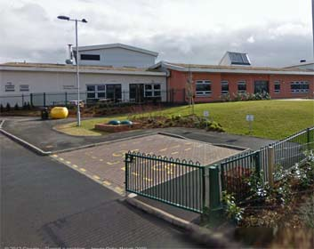 Image of the Tynewater primary School