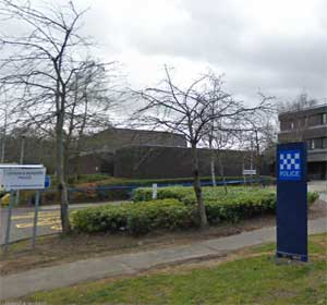 Image of Dalkeith Police Station