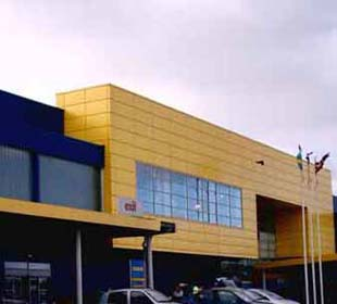 Image of the front of Ikea Loanhead